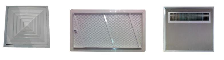 Customized Access Panel
