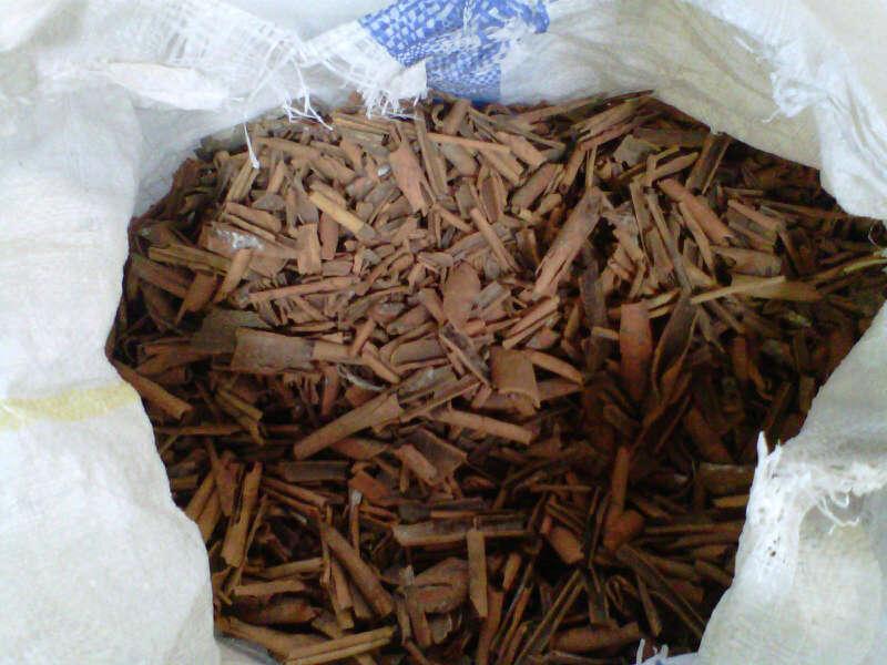 Broken Cinnamon
