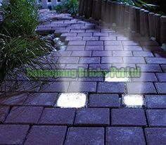 Solar LED Paver 02