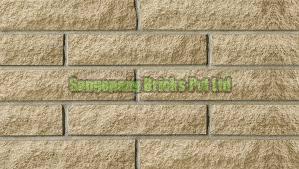 Split Face Concrete Block 02