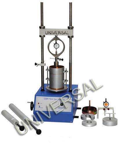 California Bearing Ratio Testing Apparatus