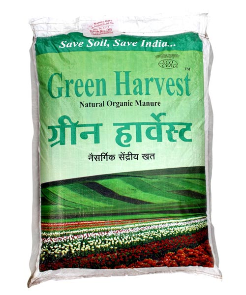 Green harvest manufacturer exporter supplier in sangli india for Harvest organic soil