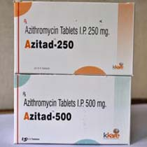 Azitad Tablets