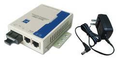 2 Port 10/100M Industrial Fast Ethernet Media Converter