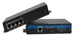4 Port Serial to Ethernet Converter