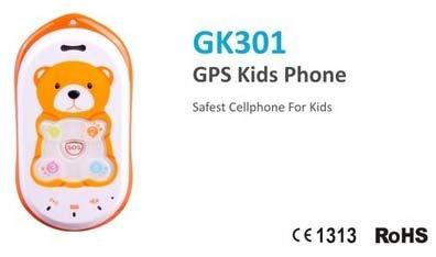 Child Phone GPS Tracker (GK 301)