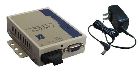 RS232 Fiber Optic Converter