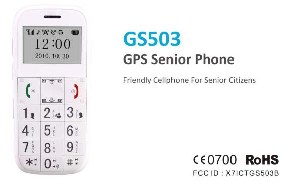 Senior Phone GPS Tracker