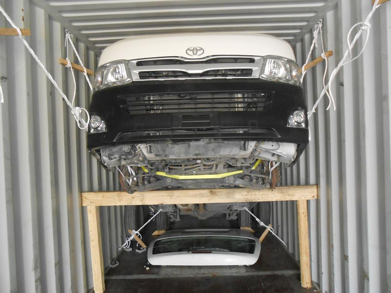 Vehicle Lashing Services