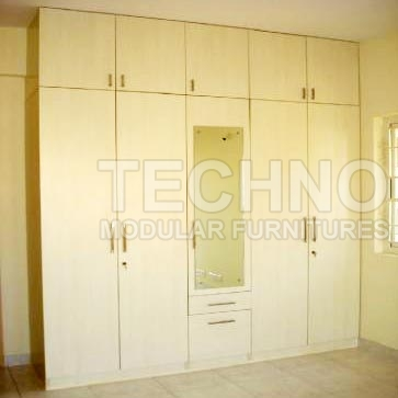 Five Door Modular Wardrobe & Five Door Modular Wardrobe5 Doors WardrobeModular Wardrobes ...
