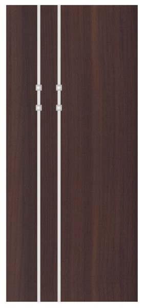 Metal Line Membrane Doors