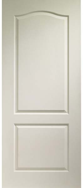 White HDF Moulded Panel Doors
