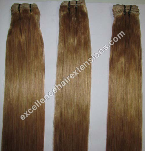Colored Hair Weave