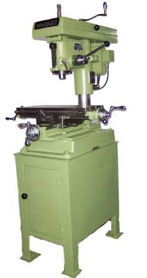Precision Drilling Cum Milling Machine