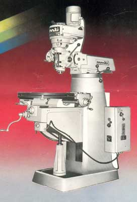 Turret Ram Milling Machine (VTR-1)