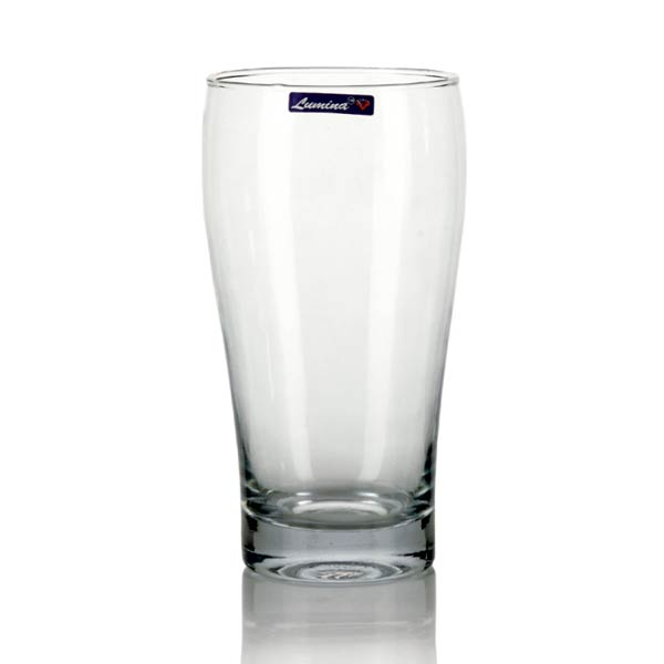 Glass Beer Tumblers