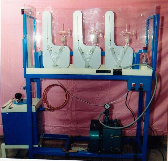 Diffusible Hydrogen Testing Apparatus