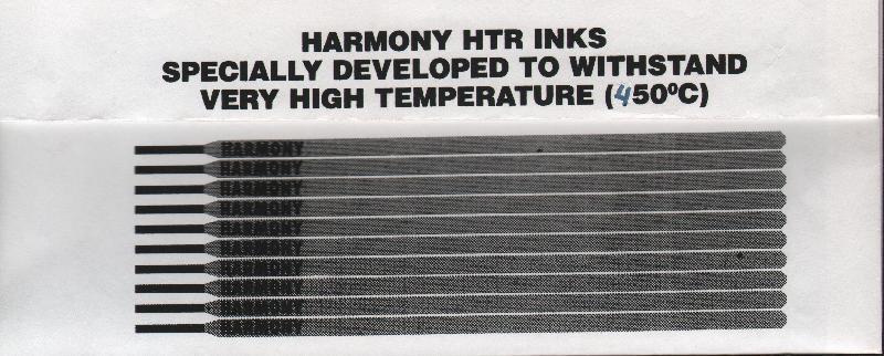 Electrode Printing Inks