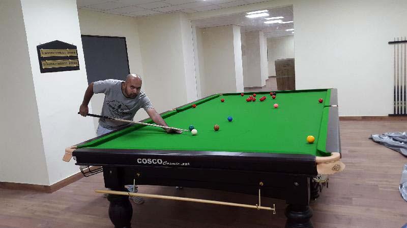Billiard Table 02