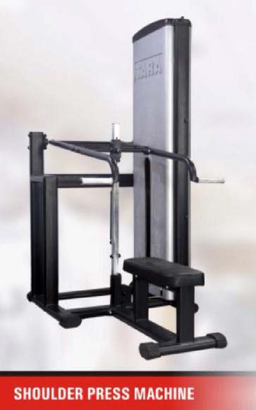 Shoulder Press Machine 01