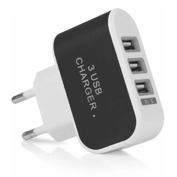 3 Port USB Adaptor