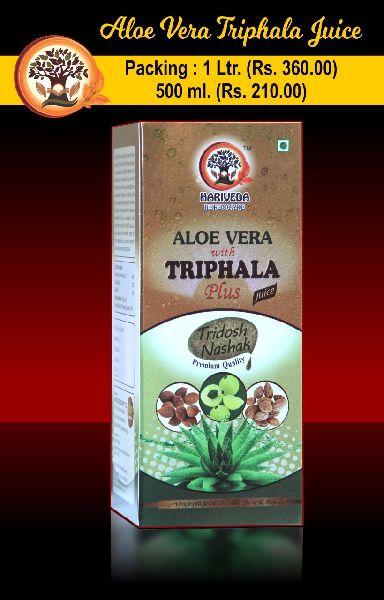 Aloe Vera Triphala Juice