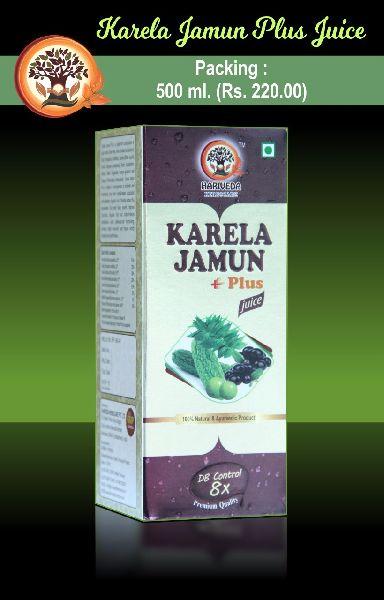 Karela Jamun Plus Juice