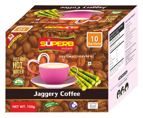 Superb Instant Jaggery Coffee 01