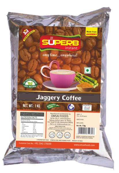 Superb Instant Jaggery Coffee 02