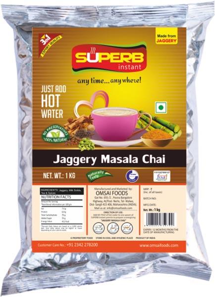 Superb Instant Jaggery Masala Tea 02