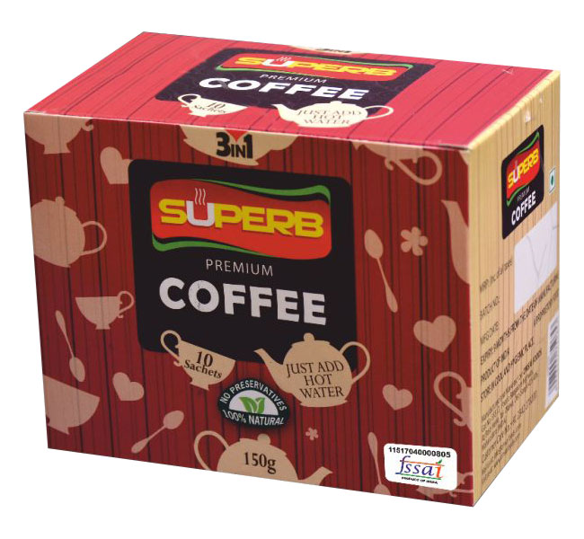 Superb Premium Coffee