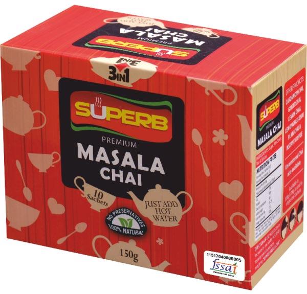 Superb Premium Masala Tea
