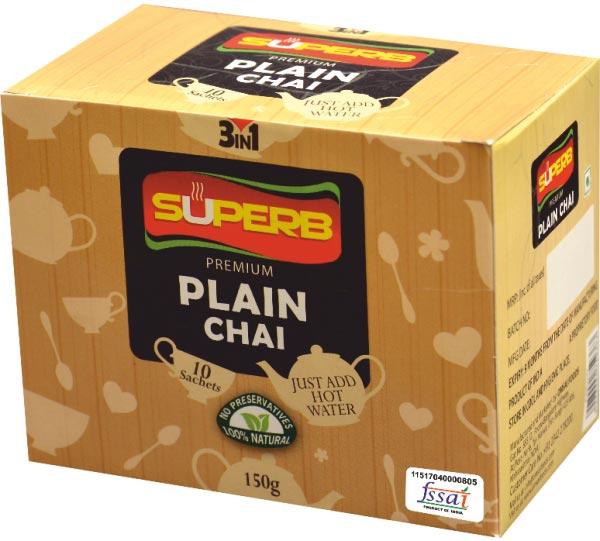 Superb Premium Plain Tea