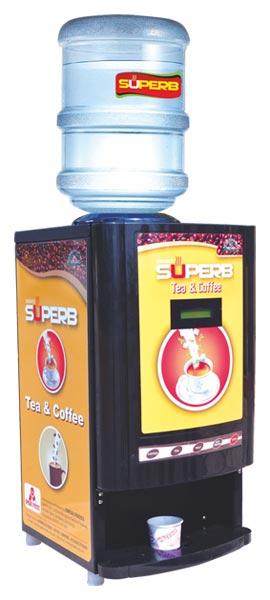 Superb Tea & Coffee Vending Machine 01