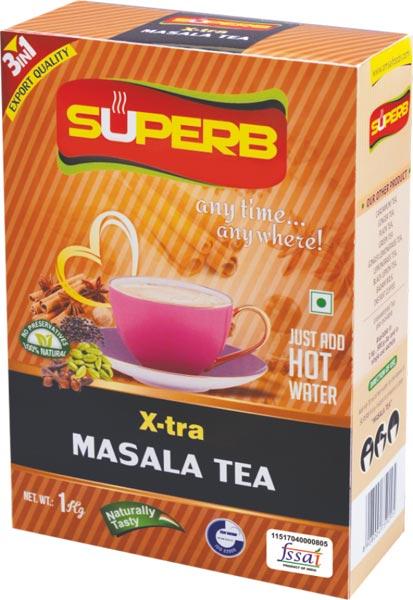 Superb X-Tra Masala Tea
