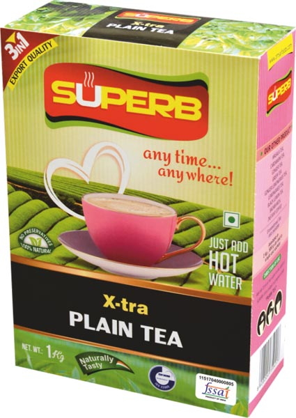 Superb X-Tra Plain Tea