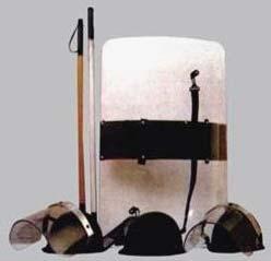 Riot Control Equipments