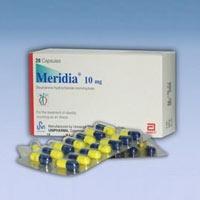 Znalezione obrazy dla zapytania meridia sibutramine
