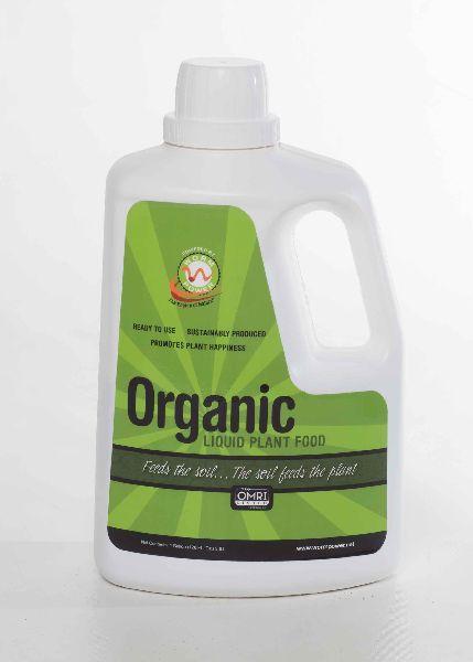 Organic Liquid Plant Food