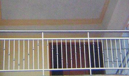 Balcony Grill Fabrication