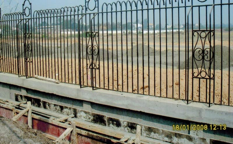 Fencing Grill Fabrication
