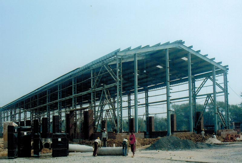 Structural Fabrication Services