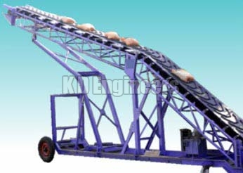 Portable Belt Conveyor System
