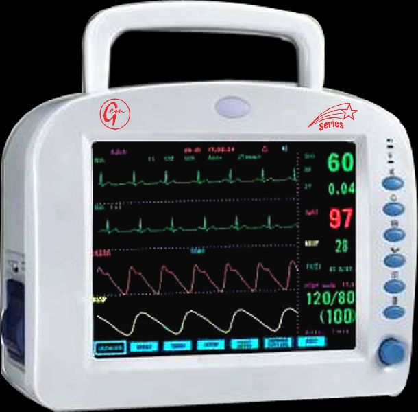 GEM Star Series Multi Parameter Patient Monitor