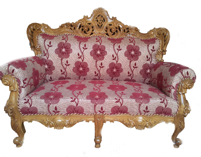 Wooden Sofa 05