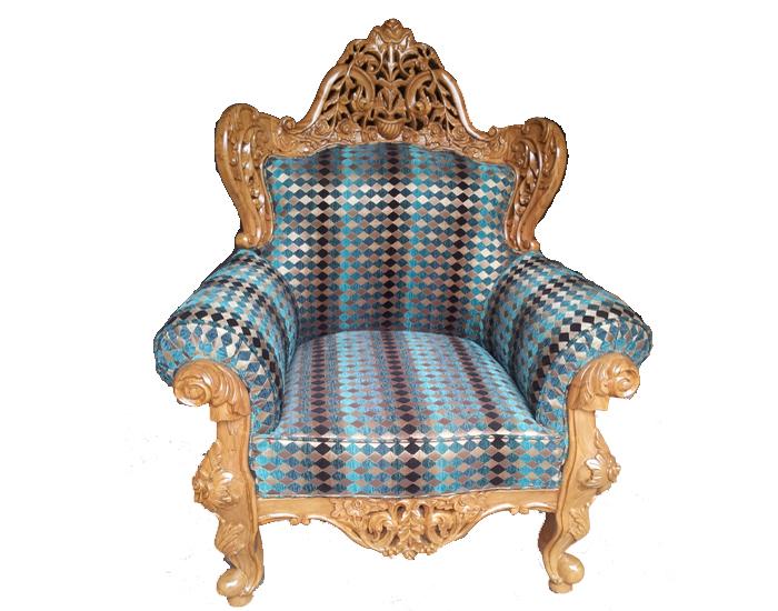 Wooden Sofa 06