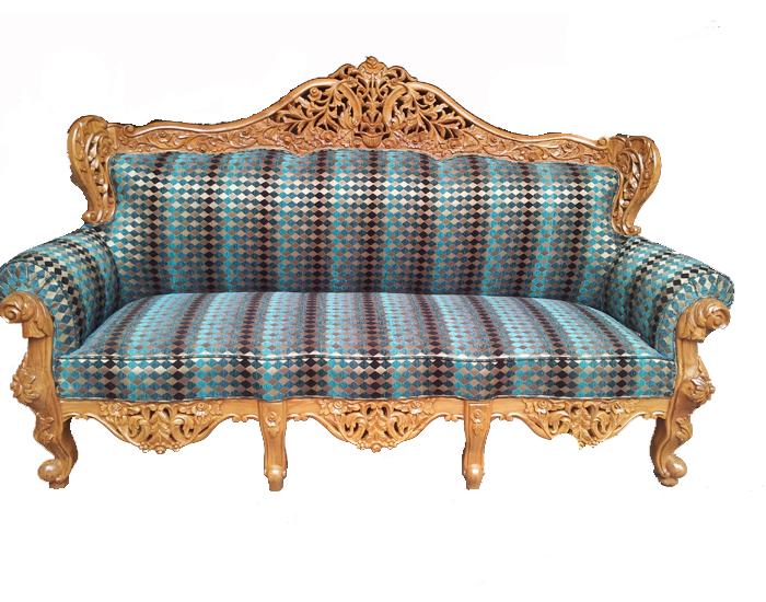 Wooden Sofa 08