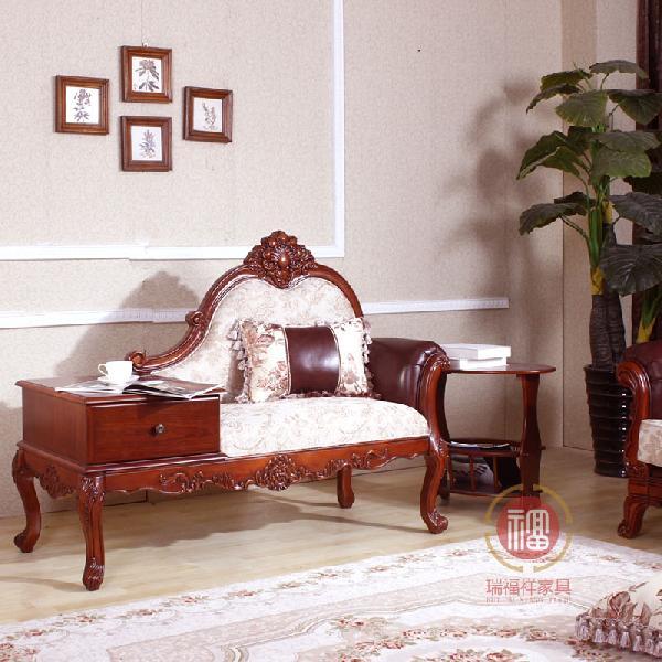 Wooden Sofa 10