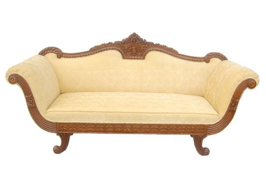 Wooden Sofa 16