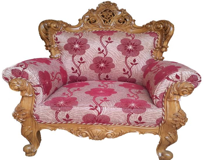 Wooden Sofa 18